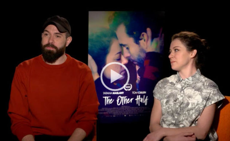 Tom Cullen & Tatiana Maslany Talks About Characters Motivations in THE OTHER HALF