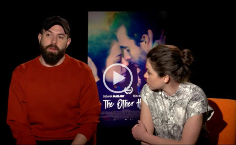 Tom Cullen & Tatiana Maslany Talks About What Audiences Will Take Away From The Film THE OTHER HALF